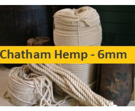 6mm Chatham Hemp