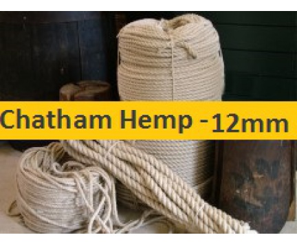 12mm Chatham Hemp