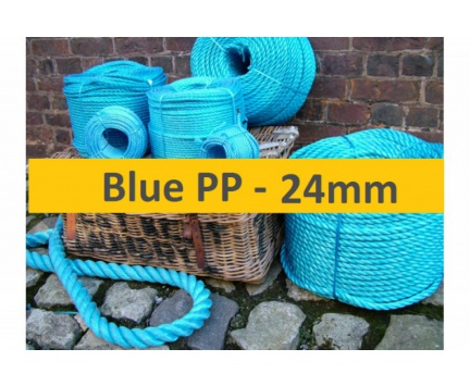 24mm Polypropylene Rope
