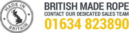 British Made Rope - Contact Our Dedicated Sales Team 01634 82389