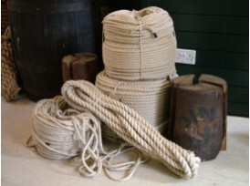 Buy Chatham Hemp (Flax) Rope