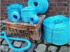 Buy Blue Polypropylene Rope