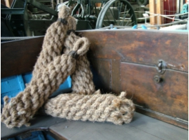 Traditional Ropes for Boats and Moorings