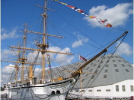 Tall Ships Rope Supplier