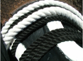 Buy Staple Black or White Rope