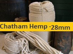 28mm Chatham Hemp