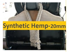 20mm Synthetic Hemp Rope