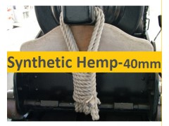 40mm Synthetic Hemp Rope