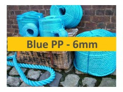 6mm Polypropylene Rope