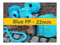 22mm Polypropylene Rope