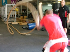 Manilla Battling Ropes